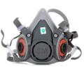【3M】6100半面型防护面罩