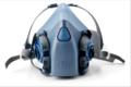 【3M】防毒面具7502防尘口罩喷漆专用甲醛气体化工农药煤矿活性炭面罩