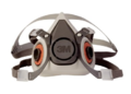 【3M】6100硅质半面具(小号)  XF003826245